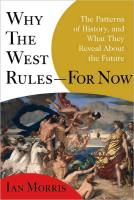 Why the West Rules – for Now book summary