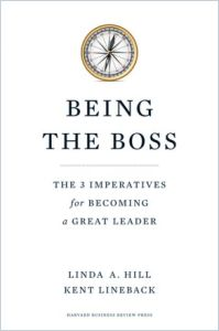 Being the Boss book summary