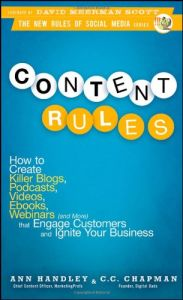 Content Rules book summary