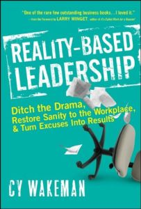 Reality-Based Leadership book summary
