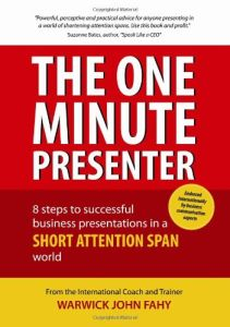 The One Minute Presenter book summary