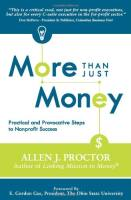 More Than Just Money book summary