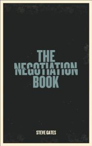 The Negotiation Book book summary