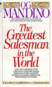 The Greatest Salesman in the World book summary
