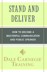 The method dale speaking to public and download stand deliver carnegie