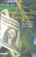 Green Growth, Green Profit book summary