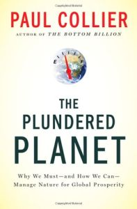 The Plundered Planet book summary