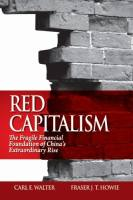 Red Capitalism book summary