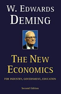 The New Economics book summary