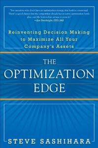 The Optimization Edge book summary