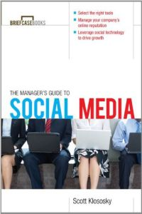 The Manager's Guide to Social Media  book summary