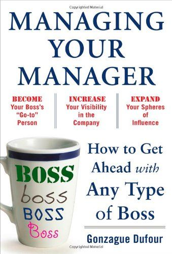 Image of: Managing Your Manager