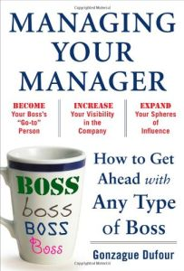 Managing Your Manager book summary
