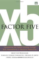 Factor Five book summary