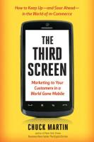 The Third Screen book summary