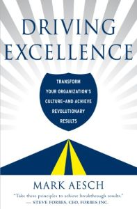 Driving Excellence book summary