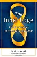 The Inner Edge book summary