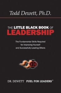 The Little Black Book of Leadership book summary