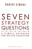 Seven Strategy Questions book summary