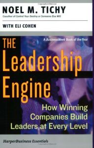 The Leadership Engine book summary