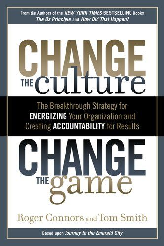 Image of: Change the Culture, Change the Game