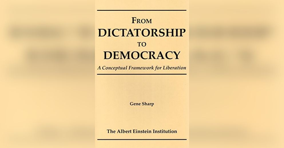 dictatorship and democracy From dictatorship to democracy ten groundwork for durable democracy 73 threats of a new dictatorship 73 blocking coups 74 constitution drafting 75 a democratic defense policy 76 a.