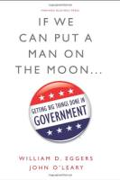 If We Can Put a Man on the Moon...