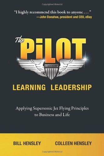 Image of: The Pilot – Learning Leadership