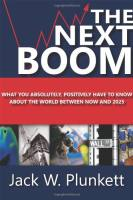 The Next Boom book summary