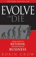 Evolve or Die book summary