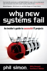 Why New Systems Fail book summary