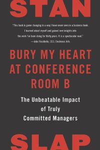 Bury My Heart at Conference Room B book summary