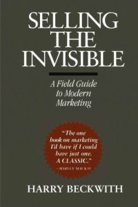 Selling the Invisible book summary