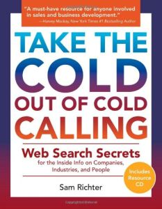 Take the Cold Out of Cold Calling book summary