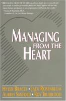 Managing from the Heart book summary