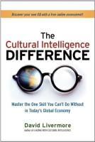 The Cultural Intelligence Difference book summary