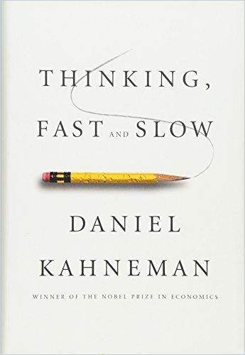 Image of: Thinking, Fast and Slow