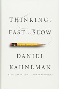 Thinking, Fast and Slow book summary