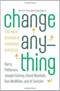 Change Anything book summary