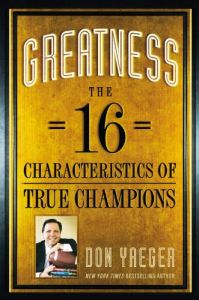 Greatness book summary