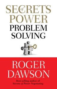 Secrets of Power Problem Solving book summary