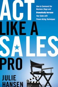 Act Like a Sales Pro book summary