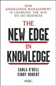 The New Edge in Knowledge book summary