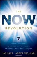 The NOW Revolution book summary