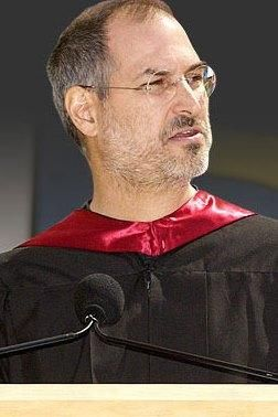 Image of: Steve Jobs' 2005 Stanford Commencement Address