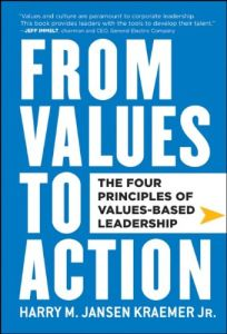 From Values to Action book summary