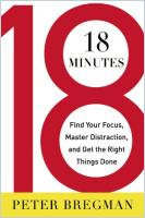 18 Minutes book summary