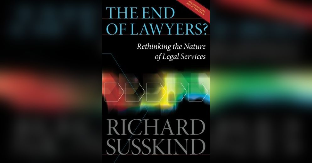 The End of Lawyers? Free Summary by Richard Susskind
