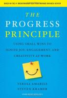 The Progress Principle book summary