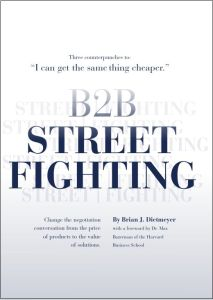 B2B Street Fighting book summary